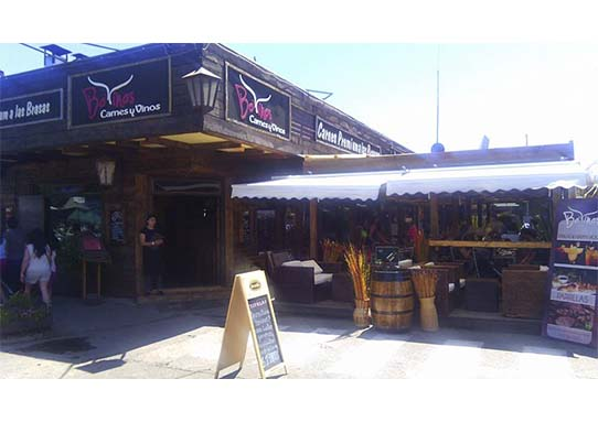 local Bovinos Restaurante